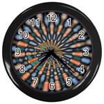 Art-Rings-864831 Wall Clock (Black)