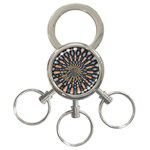 Art-Rings-864831 3-Ring Key Chain