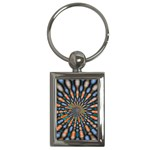 Art-Rings-864831 Key Chain (Rectangle)