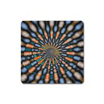 Art-Rings-864831 Magnet (Square)