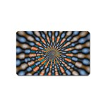 Art-Rings-864831 Magnet (Name Card)