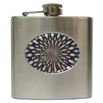 Art-Rings-864831 Hip Flask (6 oz)