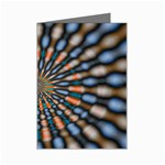 Art-Rings-864831 Mini Greeting Card