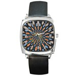 Art-Rings-864831 Square Metal Watch