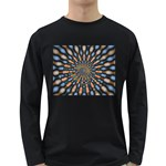Art-Rings-864831 Long Sleeve Dark T-Shirt