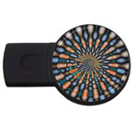 Art-Rings-864831 USB Flash Drive Round (4 GB)