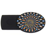 Art-Rings-864831 USB Flash Drive Oval (4 GB)