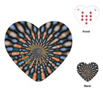 Art-Rings-864831 Playing Cards (Heart)