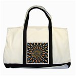 Art-Rings-864831 Two Tone Tote Bag