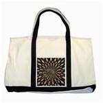 Art-Rings-864831 Two Tone Tote Bag