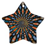 Art-Rings-864831 Star Ornament (Two Sides)