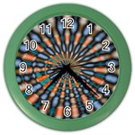 Art-Rings-864831 Color Wall Clock