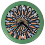 Art-Rings-864831 Color Wall Clock