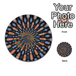 Art-Rings-864831 Multi-purpose Cards (Round)