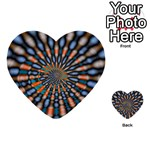 Art-Rings-864831 Multi-purpose Cards (Heart)