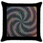 compacta_2-137907 Throw Pillow Case (Black)