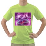 color-galaxy-323371 Green T-Shirt