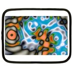 Color_Magma-559871 Netbook Case (Large)