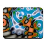 Color_Magma-559871 Small Mousepad