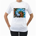 Color_Magma-559871 Women s T-Shirt