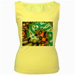 Color_Magma-559871 Women s Yellow Tank Top
