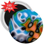 Color_Magma-559871 3  Magnet (100 pack)