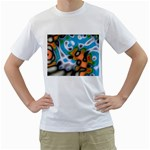 Color_Magma-559871 White T-Shirt