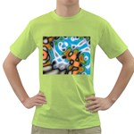 Color_Magma-559871 Green T-Shirt