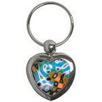 Color_Magma-559871 Key Chain (Heart)