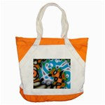 Color_Magma-559871 Accent Tote Bag
