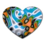 Color_Magma-559871 Mousepad (Heart)