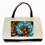 Color_Magma-559871 Classic Tote Bag (Two Sides)