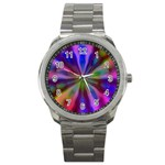 Bounty_Flower-161945 Sport Metal Watch