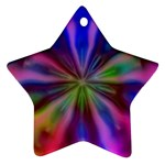 Bounty_Flower-161945 Star Ornament (Two Sides)