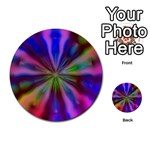 Bounty_Flower-161945 Multi-purpose Cards (Round)