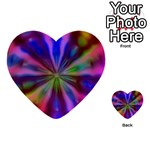 Bounty_Flower-161945 Multi-purpose Cards (Heart)