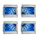 bluerings-185954 9mm Italian Charm (4 pack)