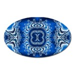 bluerings-185954 Magnet (Oval)