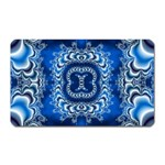 bluerings-185954 Magnet (Rectangular)