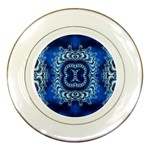 bluerings-185954 Porcelain Plate