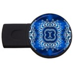 bluerings-185954 USB Flash Drive Round (4 GB)
