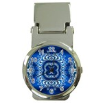 bluerings-185954 Money Clip Watch