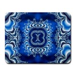 bluerings-185954 Small Mousepad