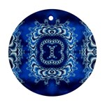 bluerings-185954 Ornament (Round)
