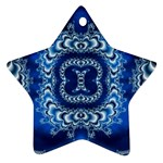 bluerings-185954 Ornament (Star)