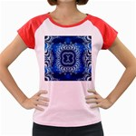bluerings-185954 Women s Cap Sleeve T-Shirt