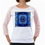 bluerings-185954 Girly Raglan