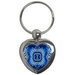bluerings-185954 Key Chain (Heart)