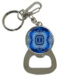 bluerings-185954 Bottle Opener Key Chain