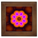 Astral-Reflection-03-515417 Framed Tile